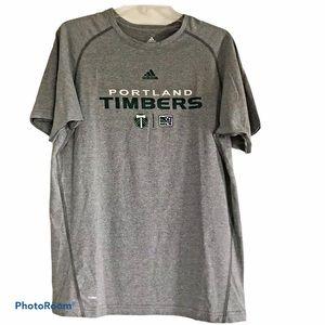Adidas Portland Timbers Youth Practice Tee XL